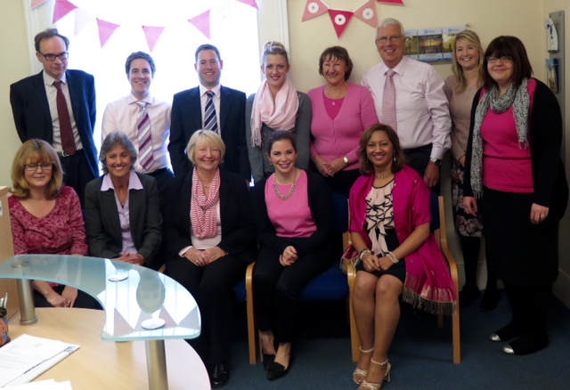 WEAR IT PINK DAY 23rd October 2015