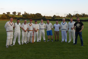 Anyone For Cricket? – Rutters XI Victorious Over Port Rejects CC