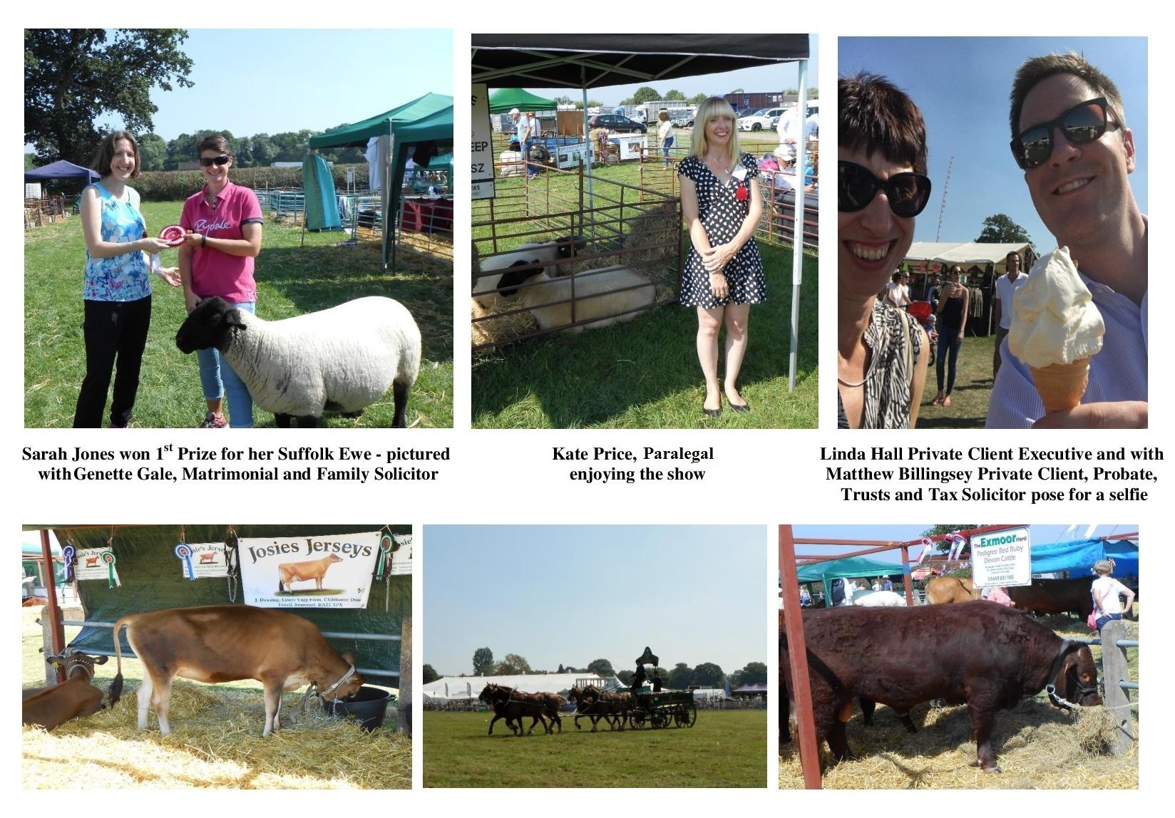 Time For Ice Cream – Great Day At The Gillingham And Shaftesbury Show