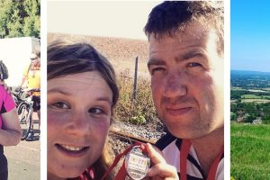 Charlotte's Mammoth 54 Mile Charity Cycle Race