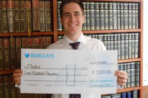 Funding Secured For North Dorset Mental Health Charity