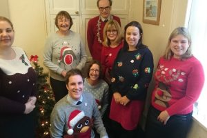 Rutters Joins The Nation In National Christmas Jumper Day