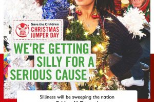 Rutters Solicitors Set To Don Their Festive Woollies For Save The Children's Christmas Jumper Day!