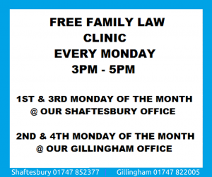 Free Family Law Clinic