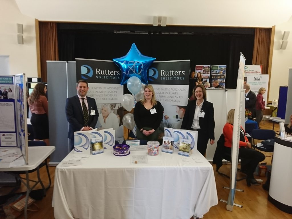 Rutters @ North Dorset Business Day
