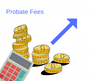 Probate Fees set to rise