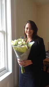 Harriet leaving Rutters Solicitors Dorset, Shaftesbury and Gillingham