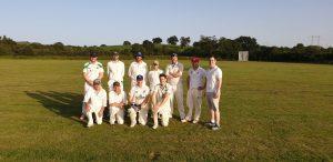 Rutters Solicitors Shaftesbury Dorset Cricket Team