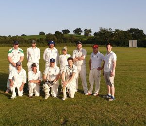 Rutters Solicitors Shaftesbury Dorset Cricket Team
