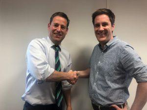 Duncan Weir and Matthew Billingsley joining Rutters Solicitors Dorset new Sturminster Newton office