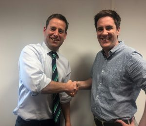 Duncan Weir and Matthew Billingsley joining Rutters Solicitors Dorset new Sturminster Newton office