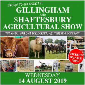 Sponsors of Gillingham and Shaftesbury Show - Agricultural Solicitors Dorset