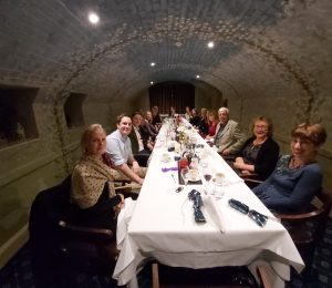 Rutters Solicitors Dorset Christmas Meal
